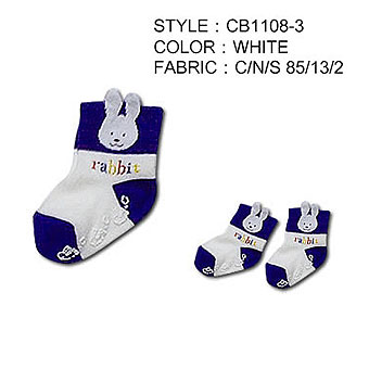 For Baby's socks,3D amimal-For Baby´s
