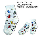 For Baby's socks,Crew-For Baby´s