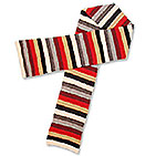 Other socks, keep warm-Colorful  Stripe Scarf