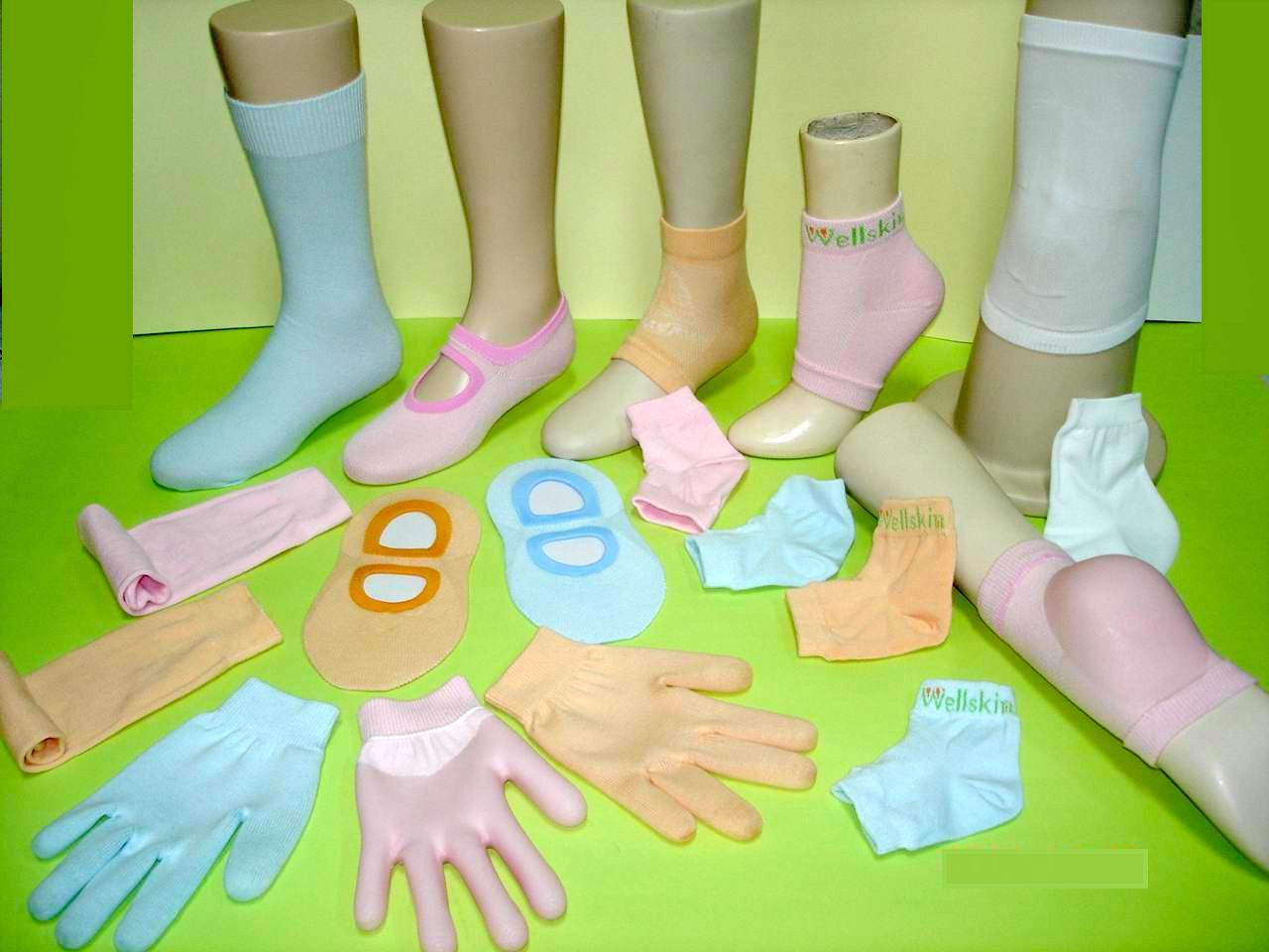Multi-Function socks,Moisturizing-News